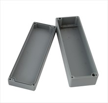 China professional aluminum waterproof hard communication enclosure/box/case for electronic