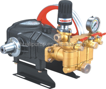 HL-22AC TAIZHOU 3 Plungers Hot Sell Gas HTP Power Sprayer Pump (NEW) For Agricultural Use
