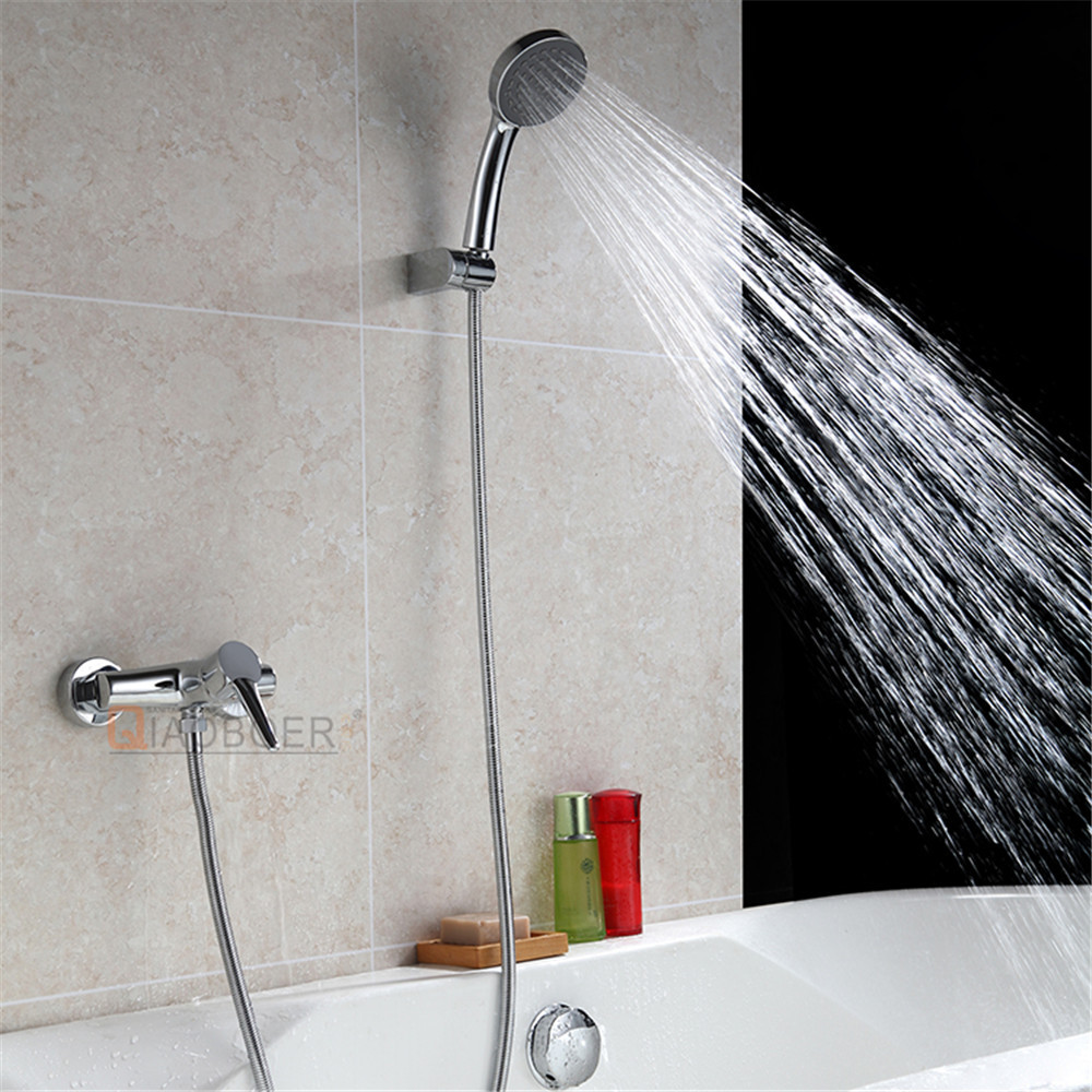 European Design hotel bath shower and tub faucet