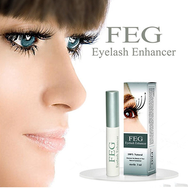 3ml serum eyelash enhancer FEG brand effective eyelash enhancer