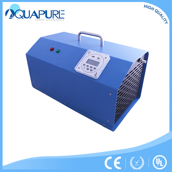 high efficient odor remove ozone duct cleaning machine