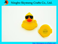 Weighted rubber duck,