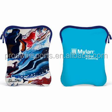 Printing custom best quality cheap neoprene tablet sleeve