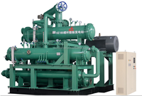 ORC turbine generator