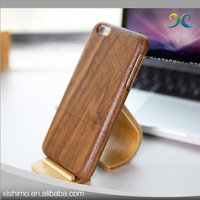 factory direct supply wooden case for apple ip 6.