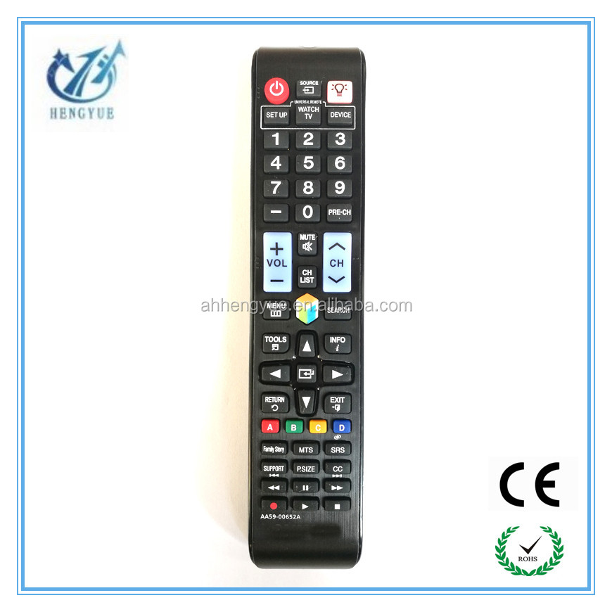 universal tv remote control codes for samsung tv For Samsung AA59-00652A TV HDTV LCD