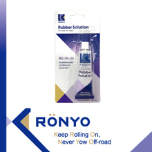 KRONYO solution for self adhesive vulcanizing rubber glue z24