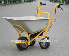 HG-203 With Two Handles Electric Garden Cart