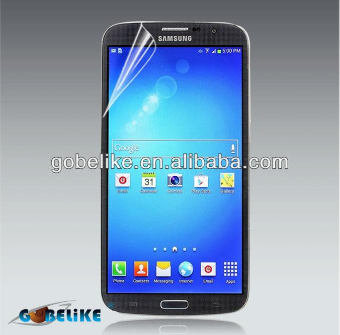 for samsung galaxy young s3610 screen protector manufacturer price from China