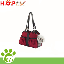 2015 Factory Wholesale Great Quality Customized Tote Bag Carry Wood/Cage Dog Transport/Pet Fabric Cases