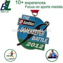 New brand 2017 brass heads i win tails you lose medal token coin of Bottom Price