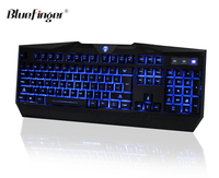 USB Wired colored Backlit Gaming keyboard manufacturing companies