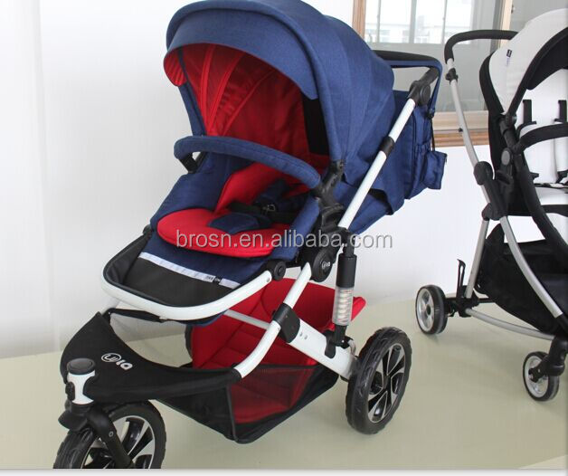 2016 new model 3 in 1 baby stroller/ Baby car seat Baby carrier cot Mama Bag