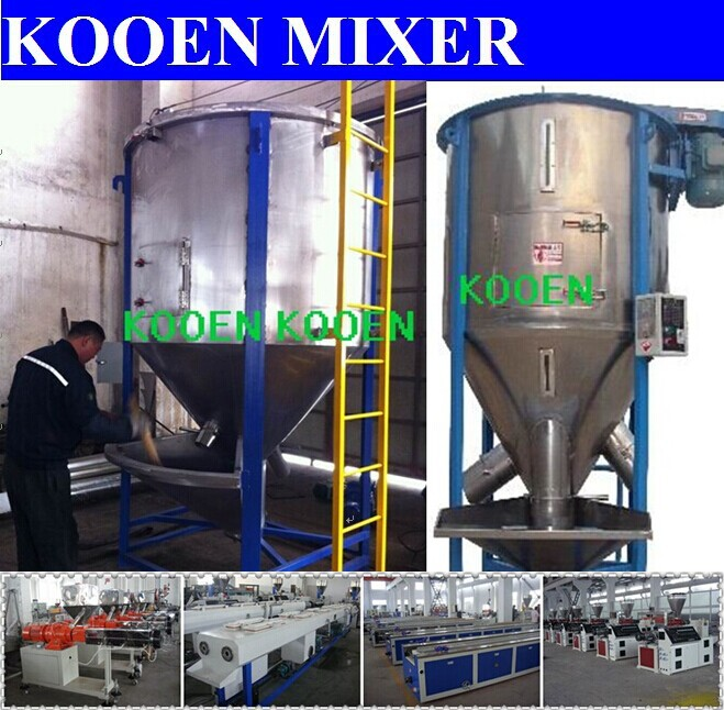 VCG series automatic color masterbatch mixer