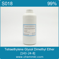 Tetraethylene Glycol Dimethyl Ether price 143-24-8