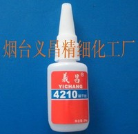 Instant adhesive glue for abs plastic
