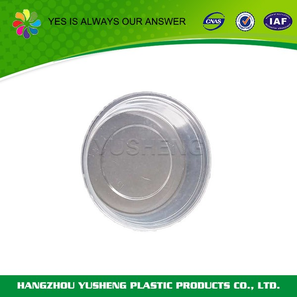 Plastic disposable container,pvc container,food container