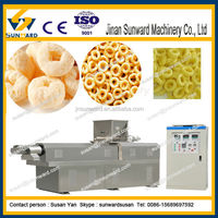 High Quality Fully Automatic Food Puffing