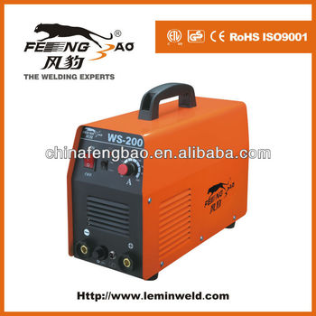 WS-160 INVERTER MMA/TIG WELDING MACHINE