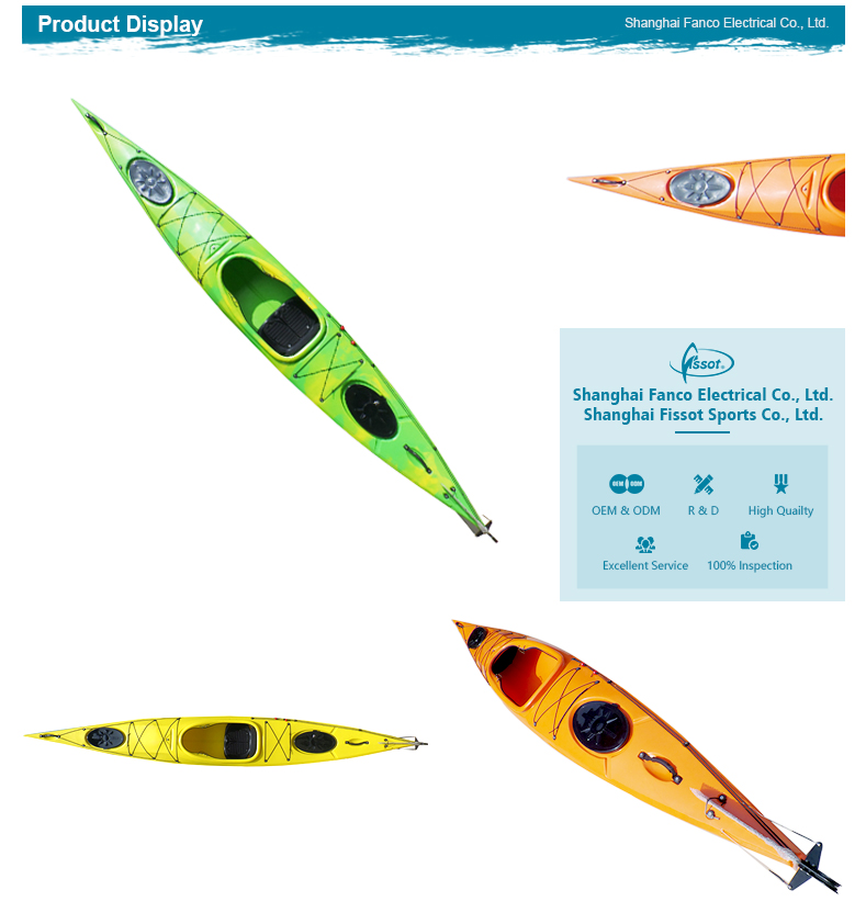 Wholesale tandem kayak, kayak sail, kayak stabilizer