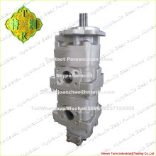 PC300 hydraulic triple gear pump 705-58-34010 hitachi excavator EX200 hydraulic pump kawasaki sumitomo