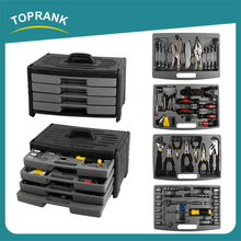 High quality 99pcs multi household mechanics hand tool box sets