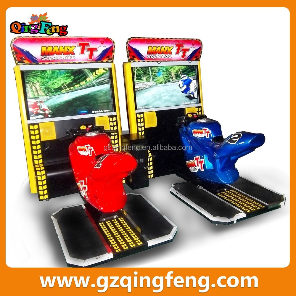 Qingfeng GTI promotion hot need for speed moto racing arcade game