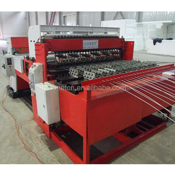 HOT !!! welded wire mesh making machine/ Automatic wire fence making machines