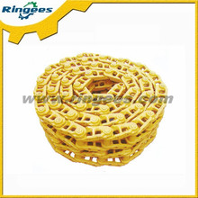 wholesale low price high quality excavator track link used on Komatsu PC450LC-8 excavator, track chain for Komatsu