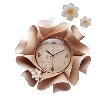 Custom Wall Clock For Home Decorative
