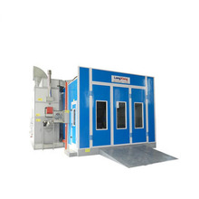High end Beautiful cheap paint booths for sale