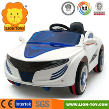 Door Open Eletric Children car musical 2.4G Radio control baby ride on car for kids
