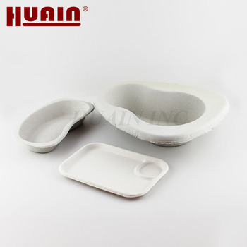 Disposable Molded Paper Pulp Urinal