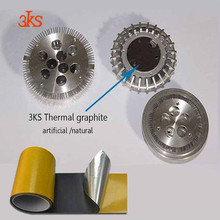 Ultra-thin Expanded Flake Graphite Thermal Natural Graphite Heatsink Sheets