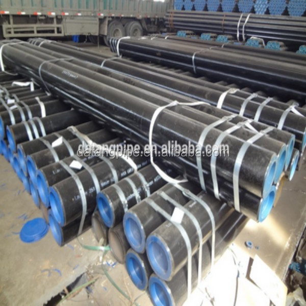 mill test certification seamless steel tube / mild steel pipe