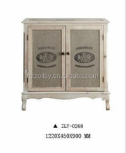 Old aged vintage living room cabinets doors cabinets tables design