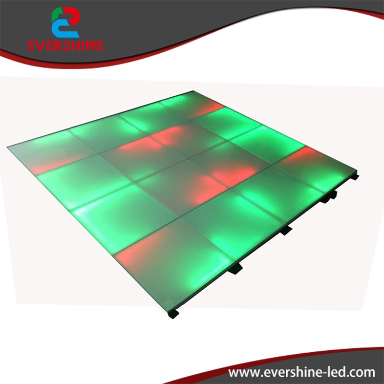 SMD5050 RGB LED dance floor 50*50CM for Wedding party