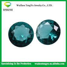 synthetic colored glass stones long-term supply any shape