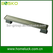 zamak handle/chrome cabinet pull/zamac handle
