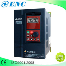 Sensorless V/F control variable frequency drive, 0.75kw vfd for ac motor speed controlling