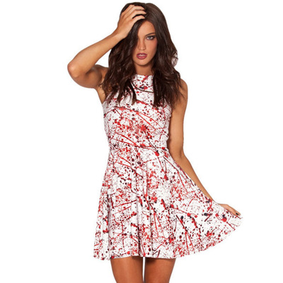 MOQ <strong>1</strong> dropshipping halloween dresses for women