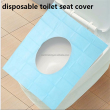 waterproof plastic paper disposable toilet seat cover