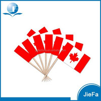 China Wholesale High Quality Cupcake Toothpicks Flags