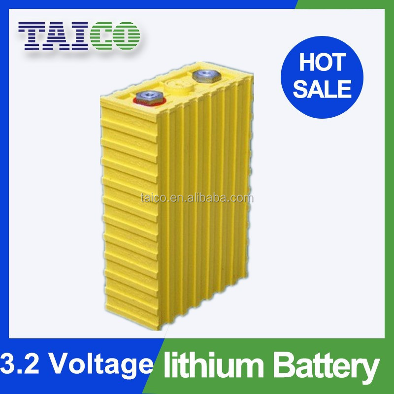 3.2v 60ah Rechargeable Lifepo4 Battery Cell