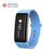 2018 3d Fitness Tracker Pedometer Heart Rate Monitor Smart Watch