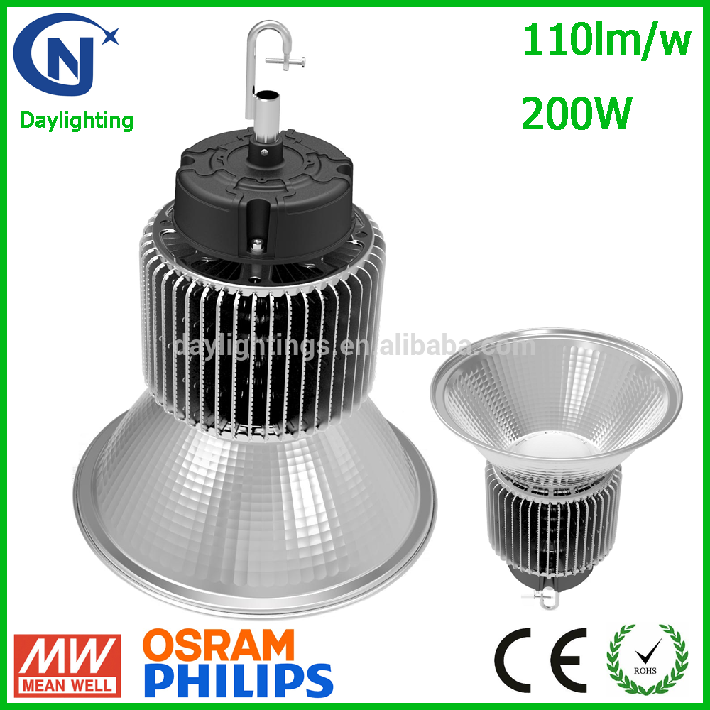200w Led High Bay With Osram 3030 Led For 5 Years Warranty