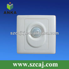human motion anti-white light infrared day night sensor switch