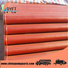 hot products trailer parts high pressure twin wall concrete pump pipe made in China