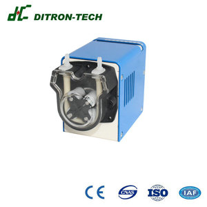 High quality long duration time runze 1030 dc12v/24v peristaltic pump with holder manufacturers