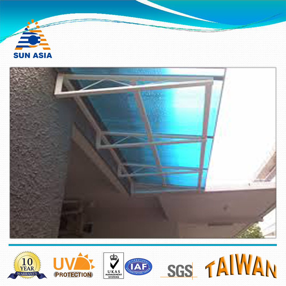 roof advertising board plastic building materials